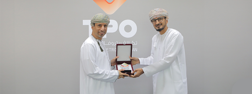 His Excellency, Salim Bin Nasser Bin Said Al-Aufi, is Given a Warm Welcome at TPO-23.jpg